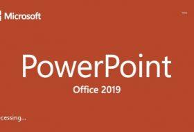 Какво е ново в PowerPoint 2019