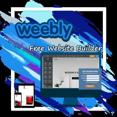 Направи си уебсайт с Weebly