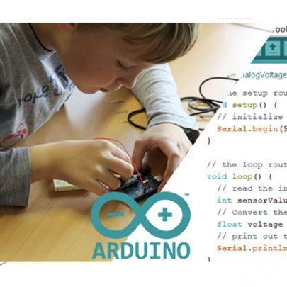 Програмиране с Arduino – за деца I ниво